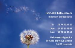 Cartes de visite médecin 1162 - 45