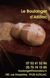 Cartes de visite boulangerie patisserie 1266 - 15