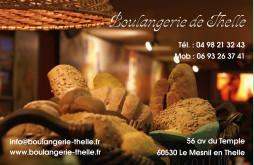 Cartes de visite boulangerie patisserie 1269 - 25