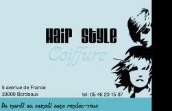Cartes de visite coiffeur 100 - 173