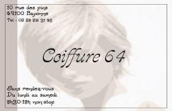 Cartes De Visite Coiffeur 99