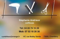 Cartes de visite coiffeur 749 - 164