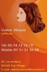 Cartes de visite coiffeur 751 - 13