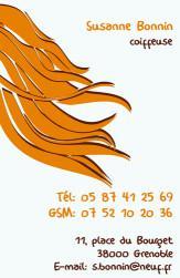 Cartes de visite coiffeur 752 - 35