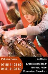 Cartes de visite coiffeur 768 - 51