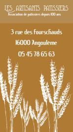 Cartes de visite boulangerie patisserie 209 - 40