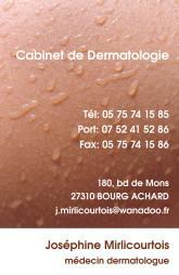 Cartes de visite médecin 1370 - 36