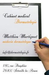 Cartes de visite médecin 1375 - 9