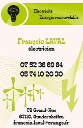 Cartes de visite électricien 718 - 35