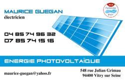 Cartes de visite électricien 722 - 85