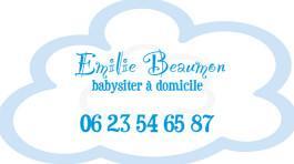 Carte Garde D Enfant Baby Sitter