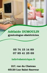 Cartes de visite médecin 1318 - 16