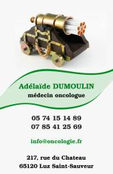 Cartes de visite médecin 1388 - 6