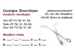 Cartes de visite médecin 1392 - 10