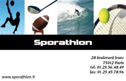 Cartes de visite sport 151 - 177
