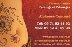 Cartes de visite tatoueur 897 - 67