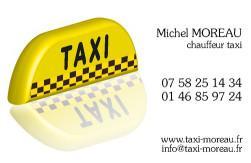 Cartes De Visite Taxi 655