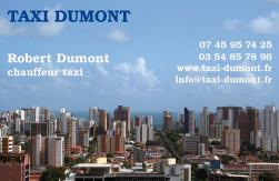 Cartes de visite taxi 659 - 37