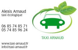 Cartes de visite taxi 662 - 27