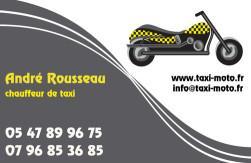 Cartes de visite taxi 675 - 50
