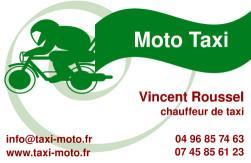 Cartes de visite taxi 677 - 20
