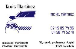 Cartes De Visite Taxi 688