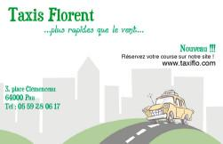 Cartes de visite taxi 18 - 284
