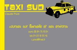 Cartes de visite taxi 129 - 39