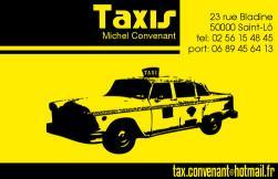 Cartes De Visite Taxi 291