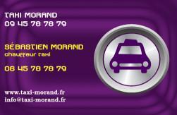 Cartes de visite taxi 648 - 47