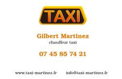 Cartes de visite taxi 673 - 88