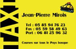 Cartes de visite taxi 26 - 107