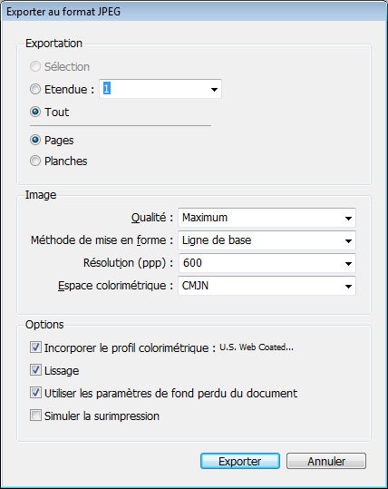 Faire Une Carte De Visite Sous InDesign