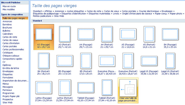 Carte De Visite Publisher Ce Tutoriel Explique Comment Realiser